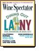 Wine Spectator mars 2009