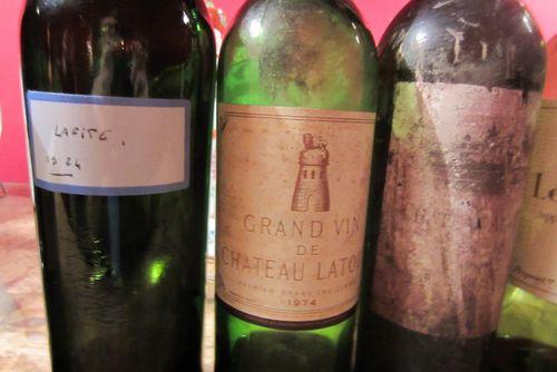Wine diner Izak Litwar
