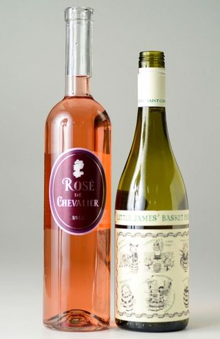 Rosé de Chevalier 2014, Washington Post
