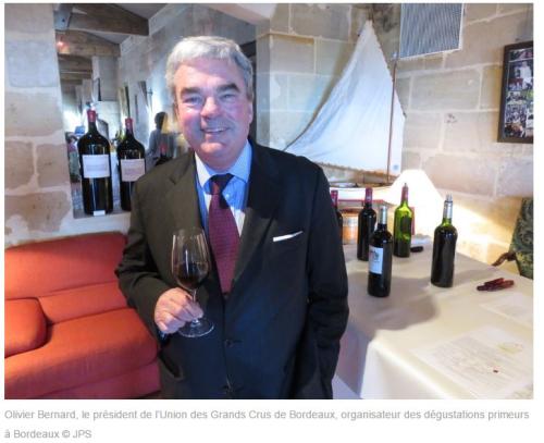 Photo Olivier Bernard - interview par Jean-Pierre Stahl - France 3