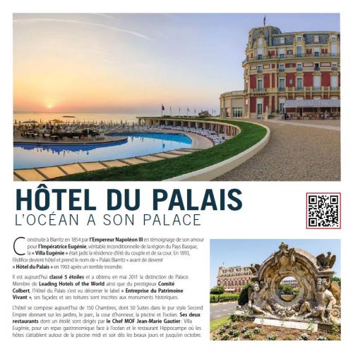 Dîner des Chefs - Hôtel du Palais - 6
