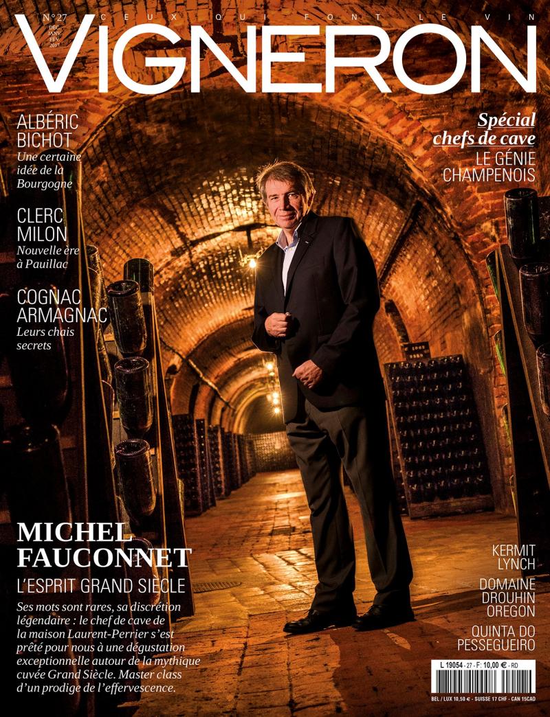 Vigneron Magazine - decembre 2016