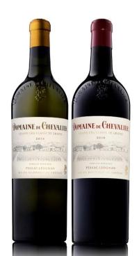 Domaine de Chevalier 2016 Blanc et Rouge.C